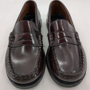 Sperry Topsider Colton Boys leather penny loafers